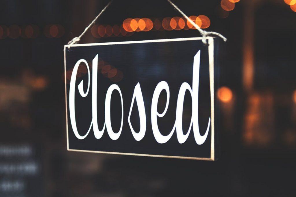 Geänderte Öffnungszeiten 05.11.2019/ Changed Opening hours 11.05.2019.