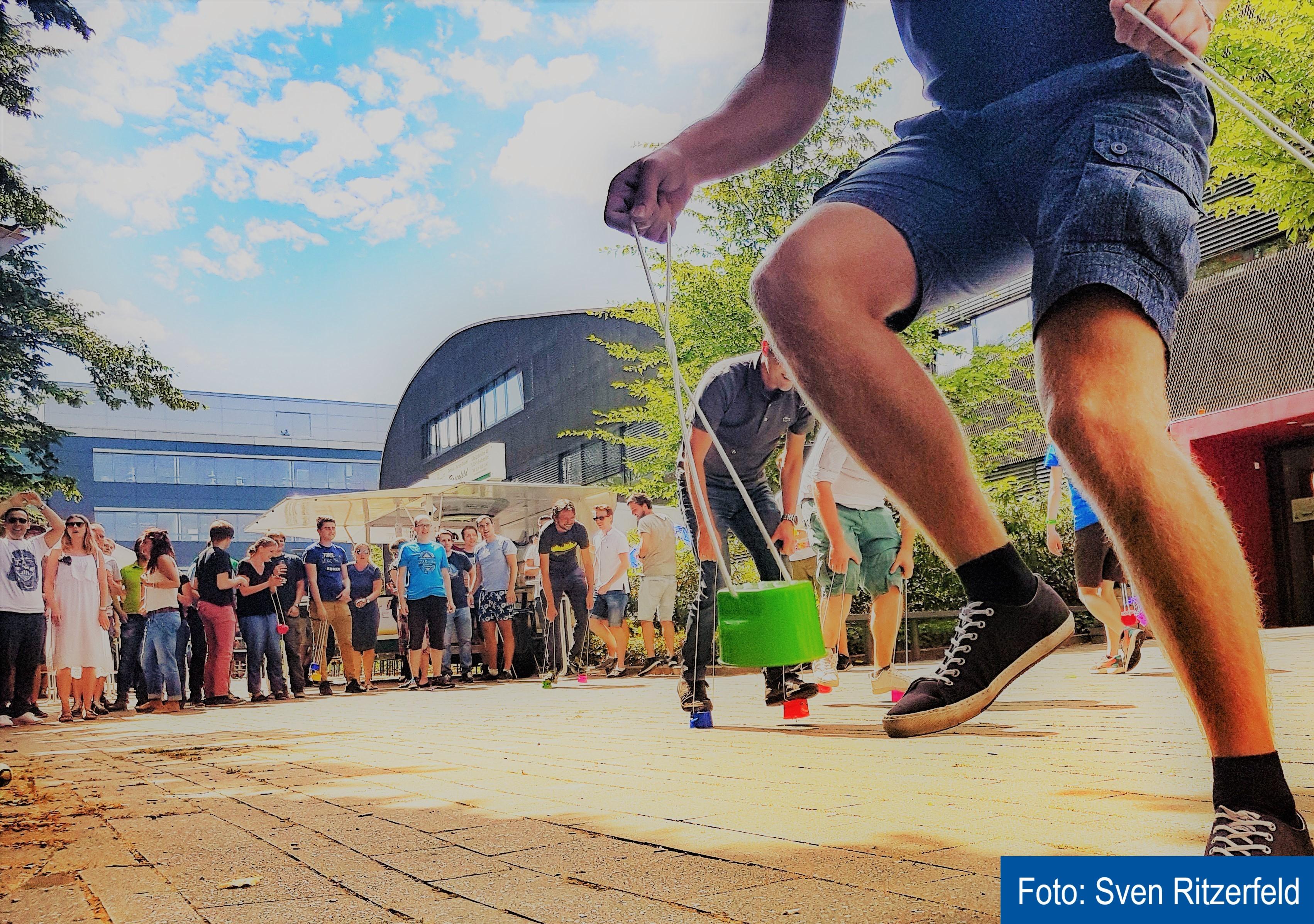 Das IT Center Sommerfest – Spaß, Spiele und kühle Getränke « IT Center