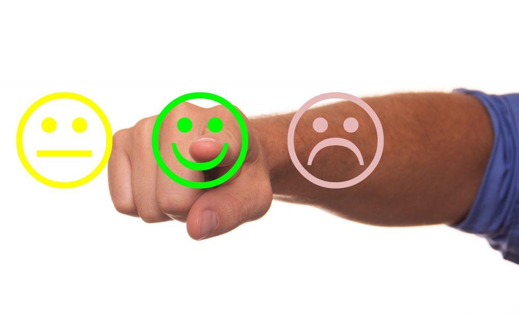 Wie zufrieden waren Sie eigentlich? (Foto: pixabay.com)