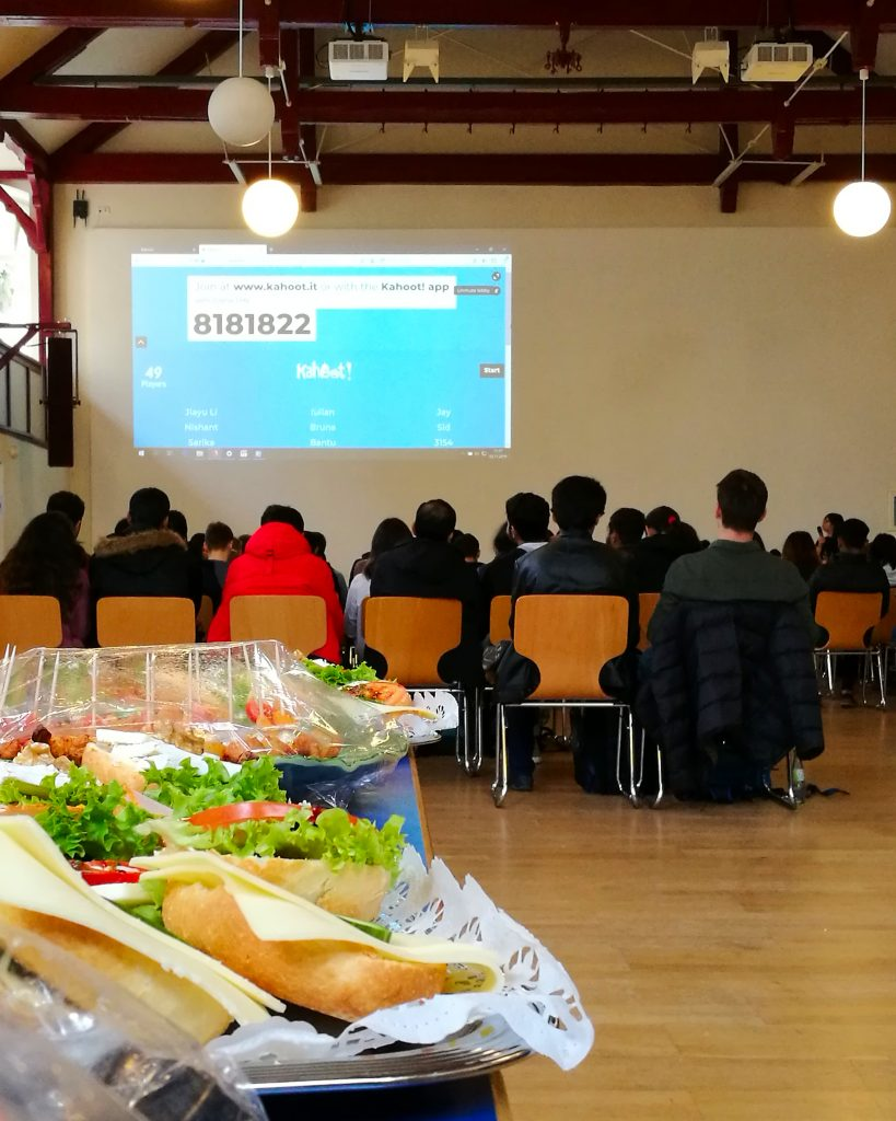 Latecomer Program 2019