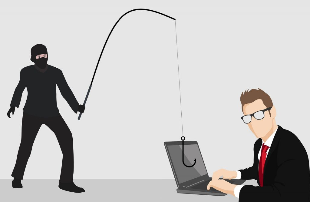 Gezieles Phishing: Spear-Phishing ist eine ernstzunehmende Bedrohung für unsere Daten. (Foto: pixabay.com)