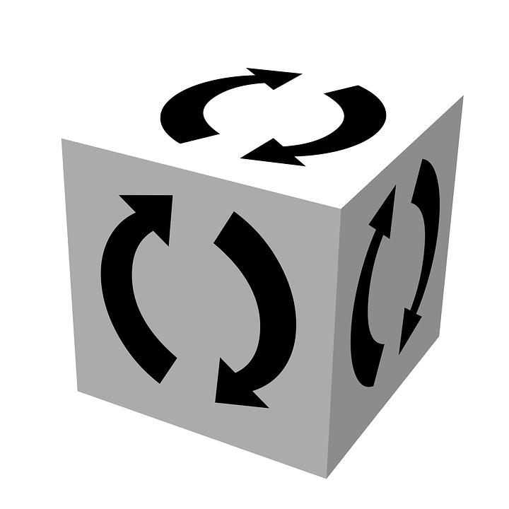 RWTHmoodle kann dank der praktischen Importfunktion auch recyceln!