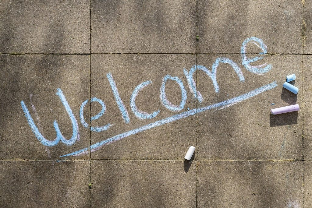 Welcome to RWTH A (photo: pixabay.com)