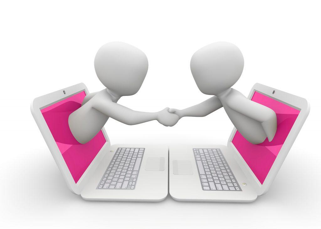 Du hast Fragen zu den IT-Services? Im Chat Support hilft dir das Team des IT-ServiceDesk schnell und professionell bei der Lösung deiner Anliegen. (Bild: pixabay.com)