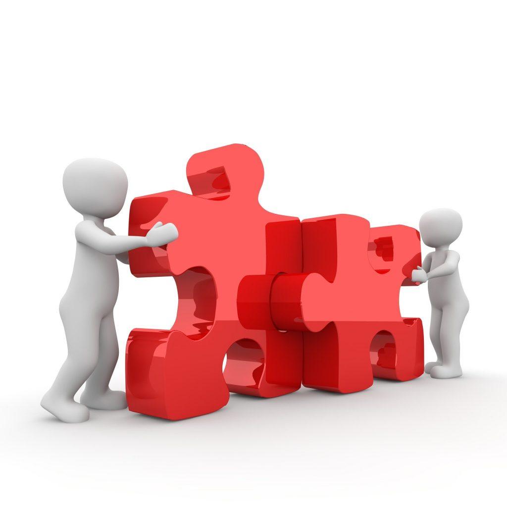 Das IT Center und das CLS kooperieren fleißig in Sachen digitaler Lehre. Gerade im Online-Semester 2020 ist diese Zusammenarbeit besonders wichtig. (Bild: pixabay.com)
