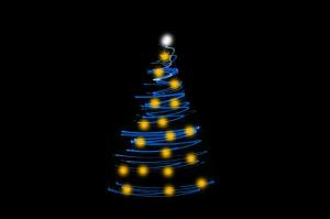 Christmas tree light (christmasstockimages.com) / CC BY 3.0