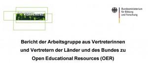BMBF-KMK-OER-Bericht
