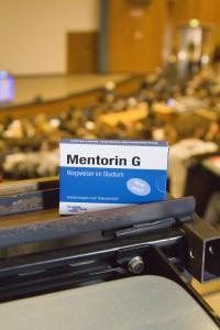 Mentorin G - Wegweiser im Studium (Foto: M. Heuters)