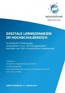 HFD Digitale Lernszenarien im Hochschulbereich