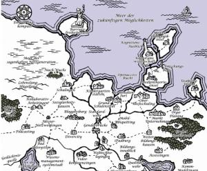 L3T-Landkarte