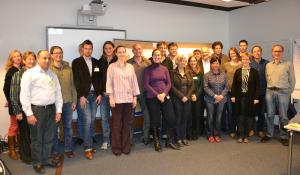 Studien- und Berufsberater an Deutschen Schulen im Ausland auf der Tagung in Köln. Foto: Zentralstelle für das Auslandsschulwesen