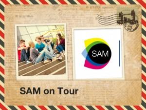 """Aachener SelfAssessments werden mobil mit """"SAM on Tour""""."""