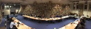 Zweimal im Jahr diskutieren Experten beim NOSA-Netzwerktreffen über SelfAssessments. Foto: RWTH Aachen University