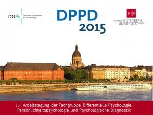 Die diesjährige DPPD-Arbeitstagung fand an der Johannes Gutenberg-Universität Mainz statt. Foto: Uni Mainz