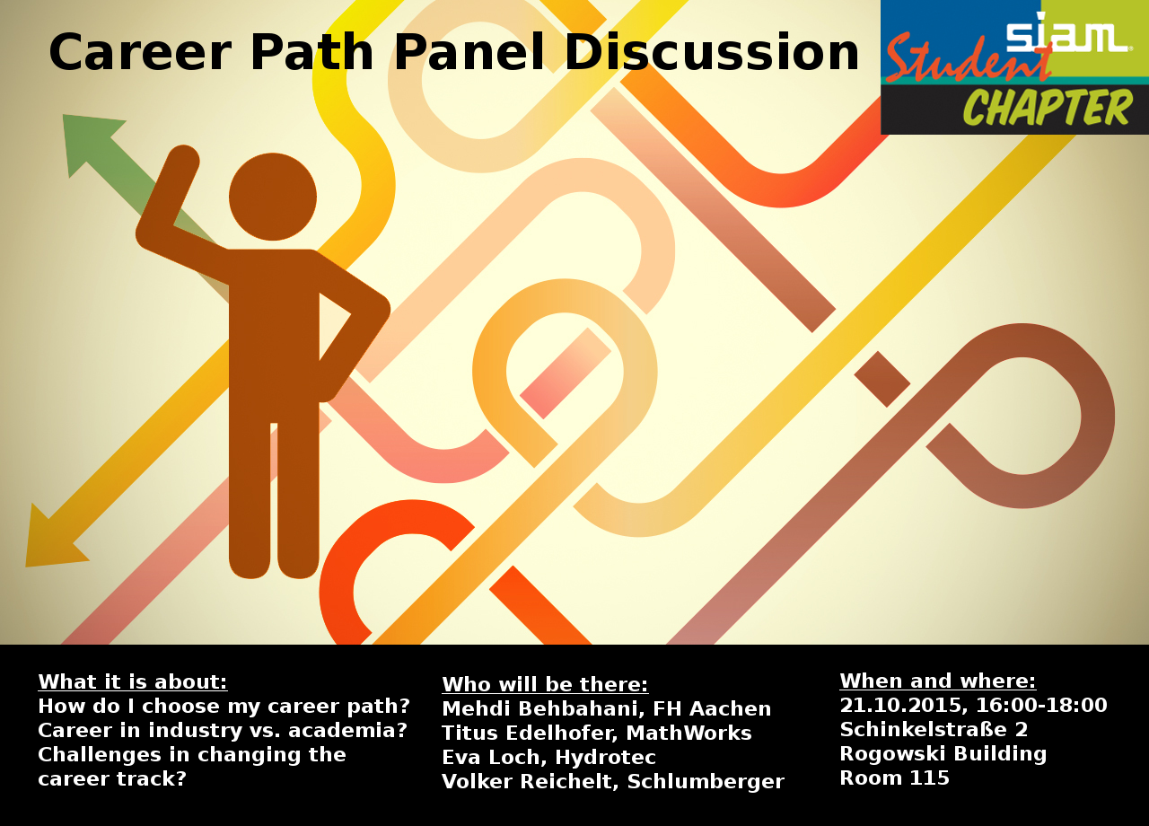 Career Path Poster